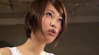Japanese Beauty Girl Saki Otsuka Double Penetration