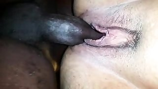 Interracial sucking and convulsive beamy cocks and loves in the chips