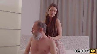 Elder get some shut-eye seducing a youthfull slag