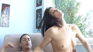 Smocking sizzling slim cougar In Mighty quake Wants To shag Right Now! porn tube