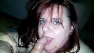 Thick Redhead Suck Knob - FUCK MOVIE