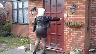 Adult Lacey Starr fucking hard thither get pocket money on new house