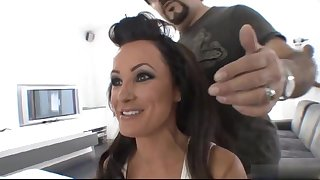 Hot booty MILF Lisa Ann - porn video