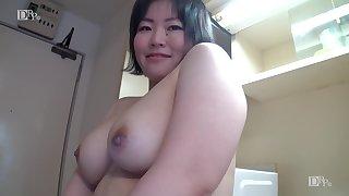 Kiyomi Katsura Creampie Sex Hot Slutty Wife Big Boobs