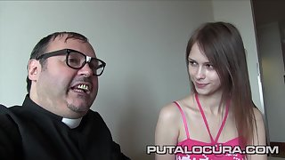 Kinky Priest Fucks Teenager Whore Beata Undine