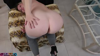 Insecure Stepmom wants Stepson's Cock